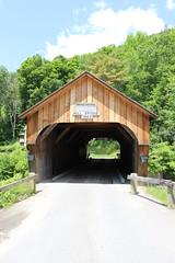 Mill Bridge (pegase1972) Tags: bridge usa us vermont unitedstates newengland coveredbridge getty vt licensed tatsunis