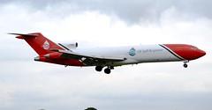 Oil Spill Response Boeing 727-2S2FAdv(RE) Super 27 G-OSRB Gear Down (Mark 1991) Tags: boeing 727 cosford rafcosford 727200 727200adv oilspillresponse gosrb