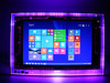Sony Vaio ArtWork (Ale-4) Tags: windows light start computer ir one all sony 8 screen led strip wifi vaio controller rgb modding 81 aio vgclm1s