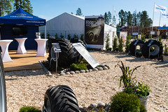Trelleborg at Skogsnolia forestry exhibition  (14) (TrelleborgAgri) Tags: sweden forestry twin exhibition range pneumatici skidder forestali t414 skogsnolia progressivetraction