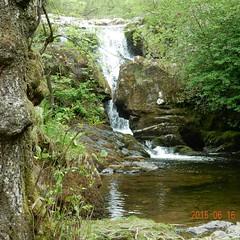 Photo of Enjoying God's creative power at #National #Trust Aria Force #Nikon #Coolpix #VisitCumbria
