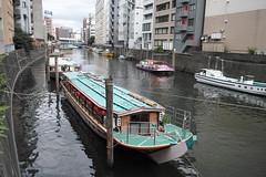 DP1M4428Lr (photo_tokyo) Tags: japan river tokyo 東京 kandagawa 2015 yakatabune 神田川 河口 屋形船
