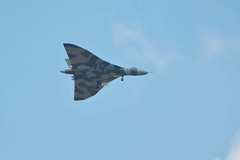 Vulcan (Biggleswade Blue) Tags: airplane aircraft aeroplane vulcan bomber shuttleworth xh 558 acro xh558