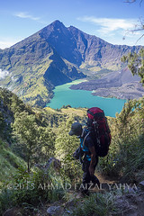 _DSC0138SSEW (a.faizal) Tags: mountain lake indonesia asian volcano asia hiking hike hikers volcanic lombok asean anak mountaineer danau rinjani segara lombokisland mountrinjani segaraanak danausegaraanak segaraanaklake