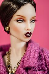 """Coco"" by Aquatalis (AlexNg & QuanaP) Tags: original fashion by doll guard style coco wig poppy 16 avant parker suited repaint fashionably alexng quanap aquatalis"