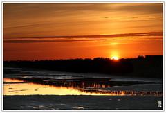 Marais salants (denisbecaudphotos) Tags: de soleil coucher marais salants