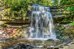 Great Falls 2 (Conrad Kuiper) Tags: creek canon outdoor great falls ii 7d 1022mm mk bronte grindstone pcobseptember2015