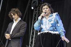 Amadeus Lundberg ja Hilja Grönfors