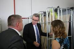 Ambassador Pyatt visits Zakarpattya, Fischer Ski Ukraine, July 20, 2015 (usembassykyiv) Tags: ski ukraine fischer mukachevo uzhgorod zakarpattya ambassadorpyatt