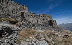 Fort Malamot (Piefke La Belle) Tags: italy france war fort wwi alpine ii fortification alte maginot caserna malamot giaset frassere