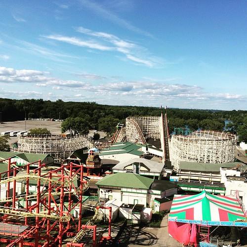 #ryeplayland #rye #ny #amusementpark #keepitsimple