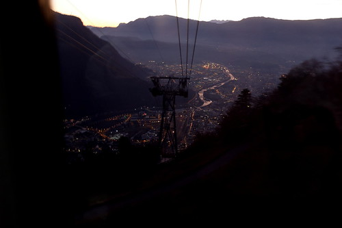 cableway view