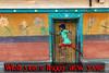 Happy new year (subirbasak) Tags: purulia tribal decorated hut subirbasak people indianethnicity running multicolorhouse westbengaltourism westbengal graffiti nikond750