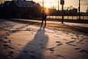 fur (ewitsoe) Tags: winter cold snow frost sunrise woman furcoat fur crsip air sunrsie ewitsoe nikond80 35mm street urban cityscape city