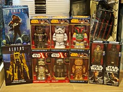 Recent Arrivals – NECA Aliens Ripley & Newt, Power Loader, Schylling Star Wars Tin Toys, Hasbro Rouge One Figures – 14 Jan 2017 (My Toy Museum) Tags: recent arrival arrivals neca ripley newt alien aliens star wars tin toy schylling darth vader stormtrooper boba fett captain phasma kylo ren chewbacca jyn erso death trooper action figure