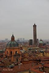 Punti di vista (Tabita Biondi) Tags: bologna sanpetronio terrazza turrita asinelli garisenda torri vista emiliaromagna italia italy
