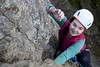 Reach For It (daphnemir) Tags: climb climber like girl model woman girls who she adventures photography nature rock climbing black diamond rei friction labs reiemployee determined determination reach grasp sports action 52 project challenge