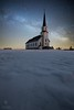 Divine (HomeGroenPhotography) Tags: milkyway stars astrophotography cold february rise church celestial2 divine heaven nightsky