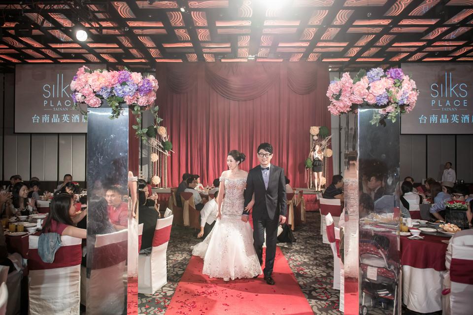 台南婚攝 晶英酒店 婚禮紀錄 C & Y 073