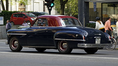 DHL Dodge. (gunnar.berenmark) Tags: dodge veterancar veteranbil stockholm