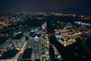 NIGHT VIEW FROM LANDMARK TOWER (Hsuanya Tsai) Tags: sony a7r sel1635z travel flickrsbest yoko yokohama japan