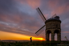 Chesterton Windmill (Daniel Coyle) Tags: chestertonwindmill windmill chesterton warwickshire sunset sun danielcoyle nikon nikond7100 d7100