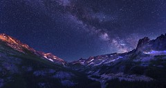 Milky Way (Washington Pass Overlook, WA) (Sveta Imnadze) Tags: nature landscape night starrynight stars milkyway washingtonpassoverlook northcascades washington