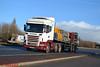 Scania R440 'Willow Transport Solutions Ltd' reg AY61 BYA (erfmike51) Tags: scaniar440 truck artic flatbedtrailer lorry willowtransportsolutionsltd