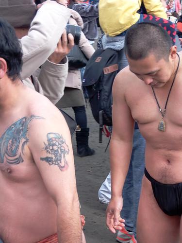 #1017 Western tattoos (タトゥー)
