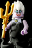 Ursula (elbreco) Tags: collectable minifigures subtheme disney year released 2016 tags ursula renaissance female magic the little mermaid underwater