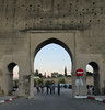 Gate to Bou Jeloud Square, Fez, Morocco (Paul McClure DC) Tags: fez morocco almaghrib fès dec2016 feseljdid architecture historic