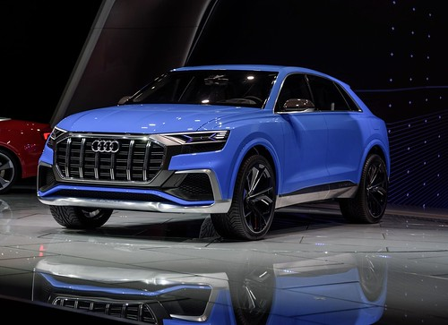 "Audi at the 2017 American Auto Show in Detroit <a style=""margin-left:10px; font-size:0.8em;"" href=""http://www.flickr.com/photos/128385163@N04/32185950396/"" target=""_blank"">@flickr</a>"