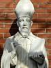 Katholik (e r j k . a m e r j k a) Tags: pennsylvania pittsburgh deutschtown church sculpture saint i279pa erjkprunczyk