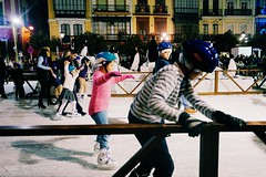 Seville (Spain) (Franafricano) Tags: leica leicaq sevilla spain leicacameraag siviglia seville 28 28mm street streetphotography winter streetphoto color cool snow night vsco full frame fullframe cold europe holidays travel candid people