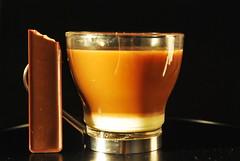 Café lecheleche con chocolate (FrauN.ausD.) Tags: kaffee espresso café schokolade choclate milch milk leche nata küche kitchen cocina süsigkeit sweet dulces 52wochenfotochallange 32017