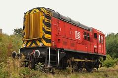 08907 Bescot Depot (Paul Baxter 362) Tags: class08 08907 dbschenker dbs dbcargo dbc bescot bescottmd bescotyard gronk