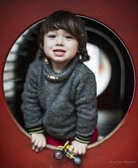 Noel (Moreno Pregno Photography) Tags: child navidad noel red black portrait face smile bokeh 12