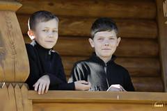 43. Patron Saint's day at All Saints Skete / Престольный праздник во Всехсвятском скиту