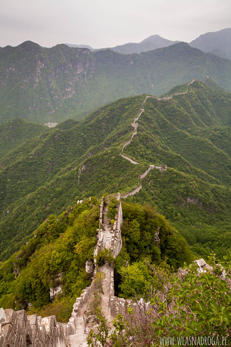 Mur Chiński w Jiankou
