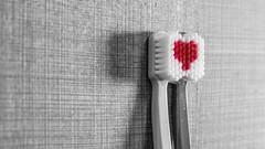 SAM_0961-2 (Victor Sechin) Tags: love samsung brush escovadedentes diadosnamorados teethbrush curaprox samsungnx30mmf2 nx300m juntandoasescovas