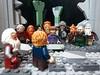 Time to Say Goodbye (-Balbo-) Tags: bag lego five battle lord lotr rings journey farewell return end hobbit bilbo the moc dain balin armies durin erebor bo5a