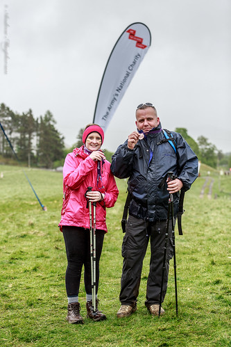 Cateran Yomp for the ABF