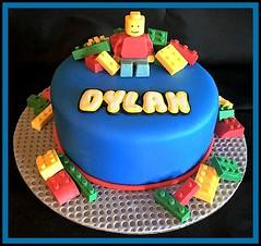 Lego cake by Amy, Northern Utah, www.birthdaycakes4free.com