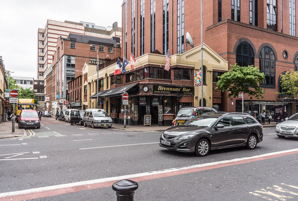 BELFAST CITY MAY 2015 [BRENNANS' BAR] REF-106394