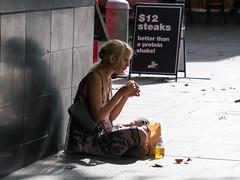 Breakfast, Frhstck (Burghard Engel) Tags: street breakfast australien engel frhstck burghard burghardengel