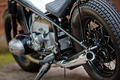 Bomber by Kevils Speed Shop (kevils speed shop CAFE RACERS) Tags: cafe bmw r80 racer bespoke bobber r100 kevils