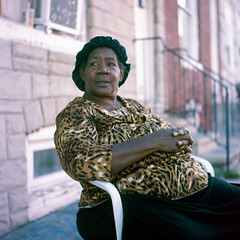 (patrickjoust) Tags: street city portrait people urban usa west color 120 6x6 tlr film analog america square lens person us reflex md focus mechanical united north patrick twin maryland baltimore medium format states manual expired joust e6 discontinued estados reversal filmphotography unidos kodakektachromee200 originalphotography autaut patrickjoust lipcarollopautomatic28 artistsontumblr photographersontumblr