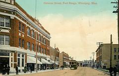 Osborne Street, Fort Rouge, Winnipeg, Man. (JV) 107,080 (arbutushilldesign) Tags: winnipeg manitoba fortrouge osbornestreet