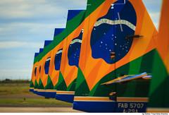 Esquadrilha da Fumaça (Força Aérea Brasileira - Página Oficial) Tags: fab smoke aviao voo eda a29 exibicao showaereo smokesquadron esquadrilhadafumaca aeronaves brazilianairforce a29supertucano esquadraodedemonstracaoaerea demonstracao fotobrunobatista