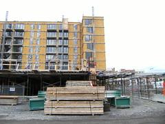 DSCF0010 (bttemegouo) Tags: 1 julien rachel construction montral montreal rosemont condo phase 54 quartier 790 chateaubriand 5661